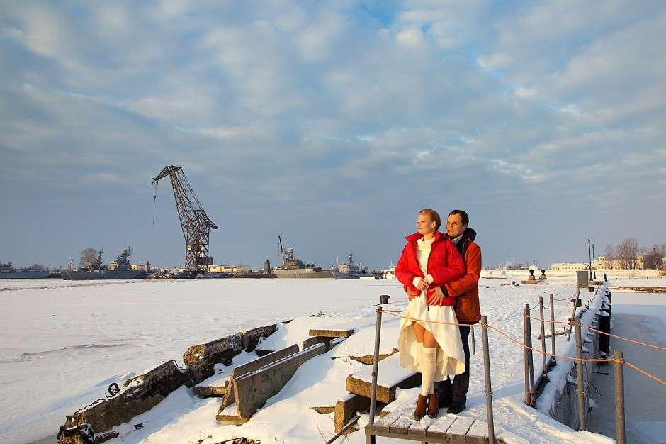 Евгений и Юлия: фотосессия