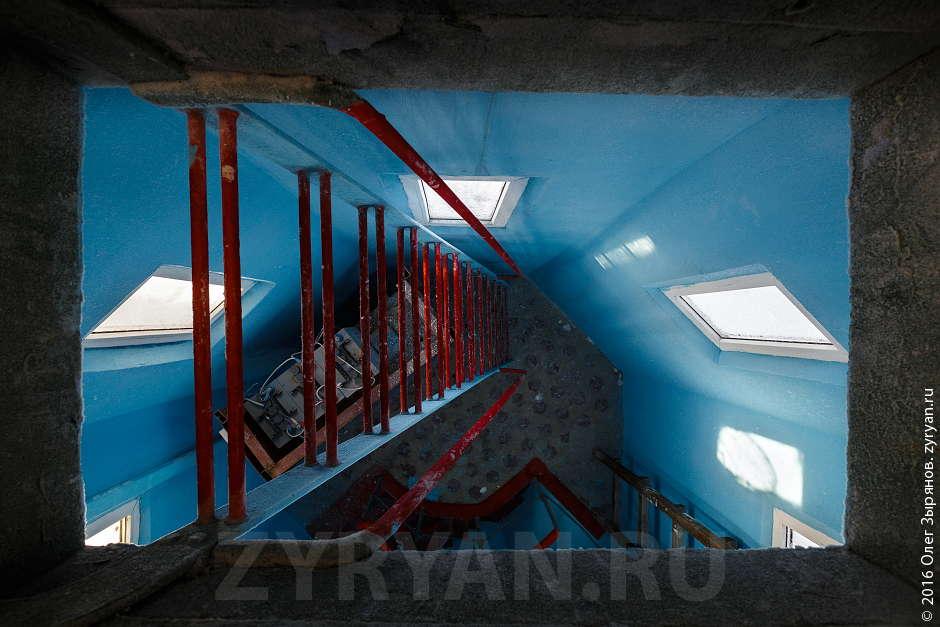 Внутри кронштадских створов.