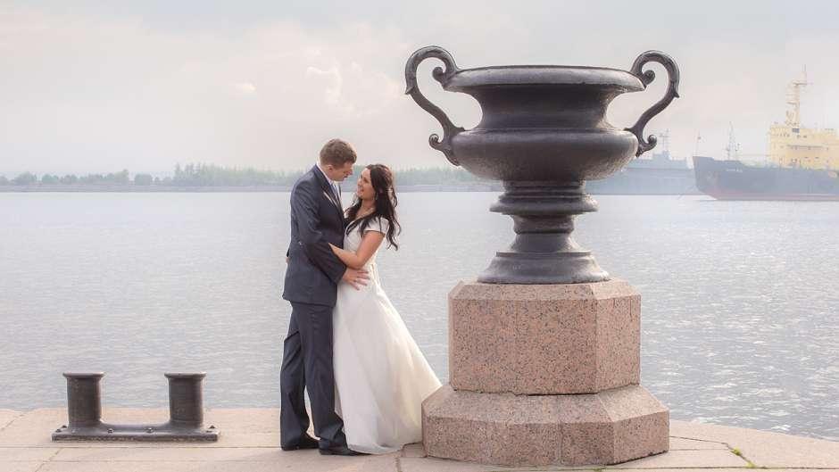 Николай и Марианна: фотосессия в Кронштадте