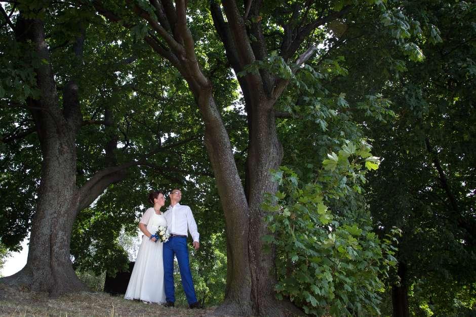 Свадебная фотосессия в Кронштадте