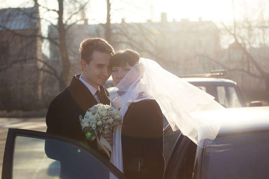 Андрей и Валентина: весной в Кронштадте